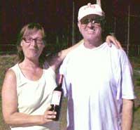 Lisa und Dieter S. sind Spieler des Monats August