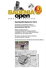 Bilder vom Badenia Open online