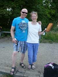 Steffi gewinnt den Fanny Cup 2011!