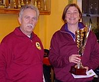 Andrea gewinnt den BBPV-Präsi-Cup!
