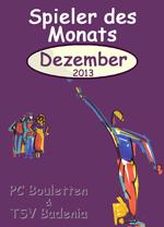 Spieler des Monats Dezember