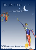 August Nocturne bei der SG
